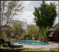 Tortilis Camp - Pool