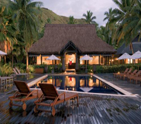 Vomo Island Resort Fiji Islands