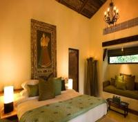 Baghvan resort Bedroom