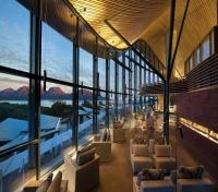 Saffire Freycinet Lounge Area