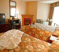 Oak Island Resort Room