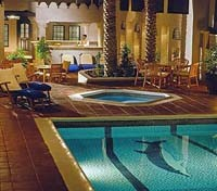 Arabian Courtyard Hotel & Spa Pool