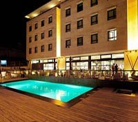New Hotel of Marseille Swimming Pool