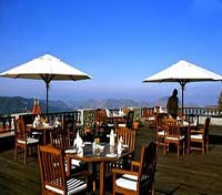 Radisson Hotel Shimla Outdoor Dining