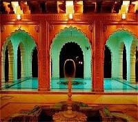 The Bagh Resort Bharatpur Pool