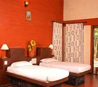 Hoysala Village Resort Guest Room