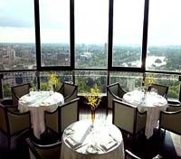 London Hilton on Park Lane Restaurant