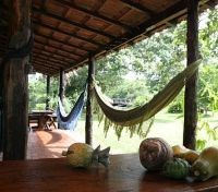 Refugio da Ilha Lodge Hammock