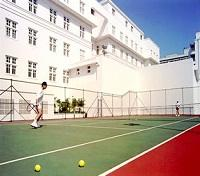 Copacabana Palace by Orient-Express Tennis Court