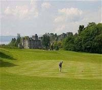 Ashford Castle Golf Course