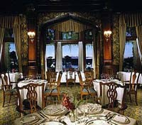 The Fairmont Empress Restaurant
