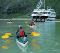 M/V Wilderness Discoverer Kayaking