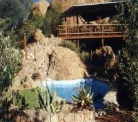 Erongo Wilderness Lodge - Pool