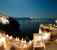 Andronis Luxury Suites - Night View