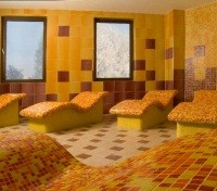 Spa at AquaCity - Hotel Mountain View