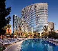 ARIA Resort Pool View
