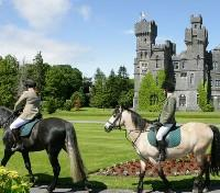Ashford Castle Horse Riding