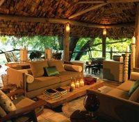 Beautiful Indoors at Lake Manyara Tree Lodge
