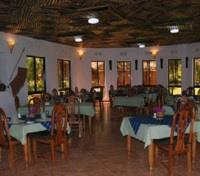 Bougainvillea Safari Lodge Restaurant