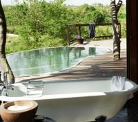 Personal Plunge Pool and Bath
