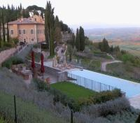 Luxurious Tuscany Tours 2018 - 2019 -  Rosewood Castiglion del Bosco