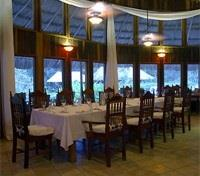 Chan Chich Lodge Restaurant