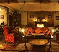 Cottars 1920 Camp - Lounge
