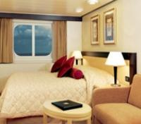 Category C3- Oceanview Stateroom