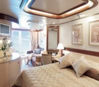 Category P4 - Princess Suite with private Balcony