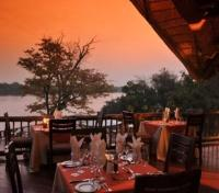 David Livingstone Safari Lodge and Spa Dinner