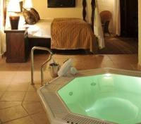 David Livingstone Safari Lodge and Spa Room
