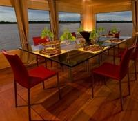 Delfin Amazon Dining Room