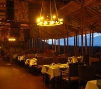 Dining at Kilaguni Serena Safari Lodge