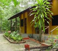 Amazon Ecopark Lodge Exterior