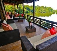 La Selva Lodge Lounge