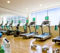 Regent Seven Seas: Fitness Center