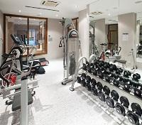 Kings Court - Fitness Room