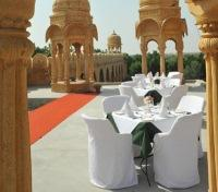 Fort Rajwada - Dining