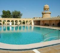 Fort Rajwada - Pool