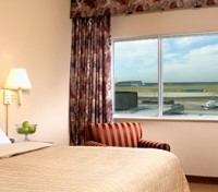 Four Points Hotel at Winnipeg Airport