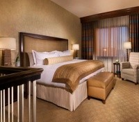 InterContinental Dallas Hotel King Guest Room