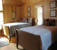 Golf Cottage - bedroom