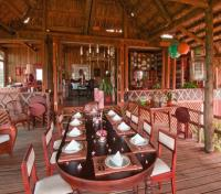 Hacienda Tayutic-Dining Room