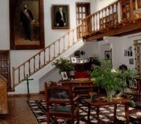 Hacienda Zuleta Interior