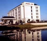 Hampton Inn North Exterior