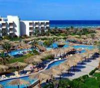 Hilton Hurghada Long Beach Resort Aerial View