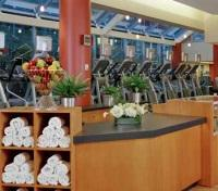 Hilton New York Gym