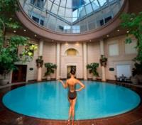 The Michelangelo Hotel - Indoor Pool