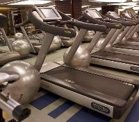 JW Marriott Gym