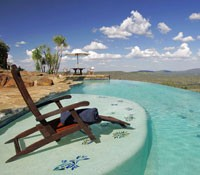 Loisaba Lodge - Pool